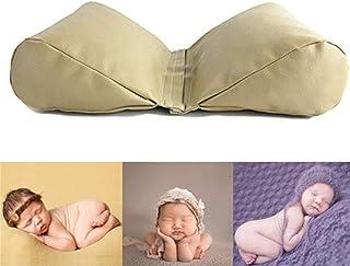 House Newborn Photography Butterfly Posing Pillow Basket Filler Wheat Baby Photo Prop 2 PCS/Set