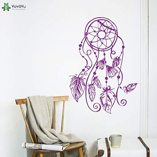 nkfrjz Fototapete Dreamcatcher für Kinder Träume Baby Nursery wandaufkleber kinderzimmer 42x59cm