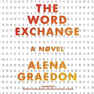 The Word Exchange audiobook cover art