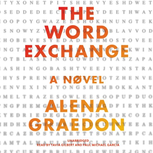 The Word Exchange audiobook cover art