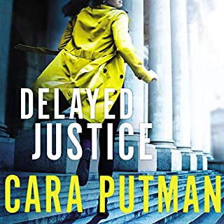 Delayed Justice audiobook cover art
