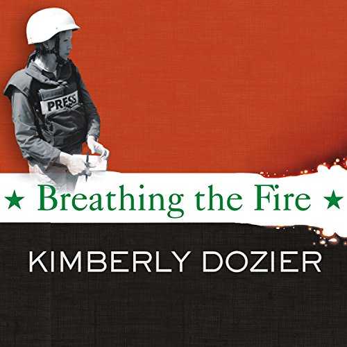 Breathing the Fire audiobook cover art