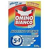 Omino Bianco – Additivo Totale Color 5 in 1, in Polvere, 1 Confezione x 500 g