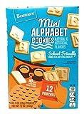 Benton's Mini Alphabet Cookies School Friendly Made in Nut Free Facility