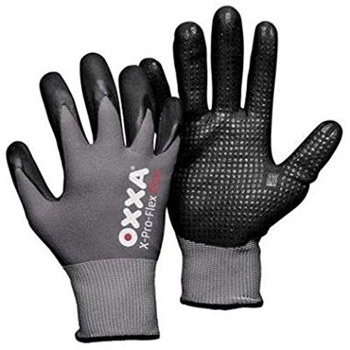 Oxxa 1 51 295 08 Handschuh X-Pro-FlexPlus NFT Größe 8 in schwarz