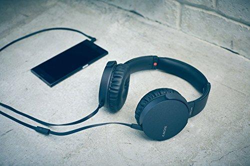 Sony MDR-XB550AP (Black)