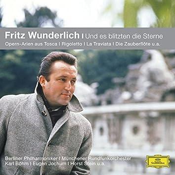 Fritz Wunderlich - Und es blitzten die Sterne
