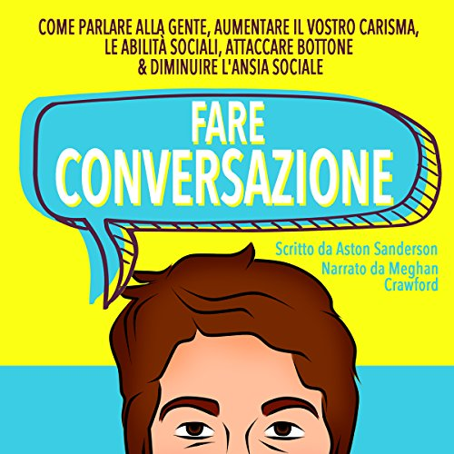 Fare Conversazione [Conversation] audiobook cover art