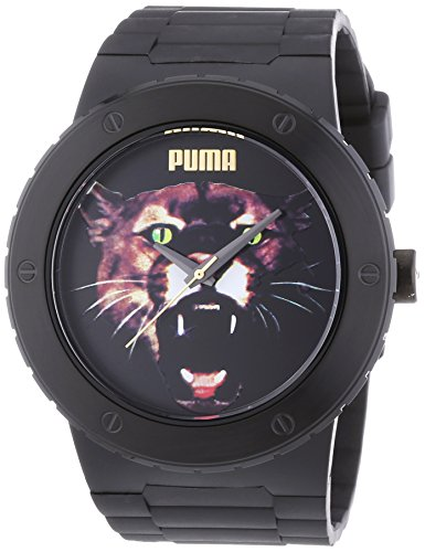 PUMA TIME Herren-Armbanduhr XL Blast Analog Quarz Resin PU103331009