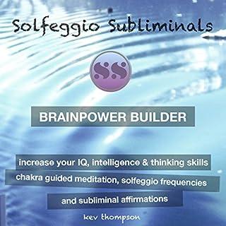 Brainpower Builder, Increase Your IQ, Intelligence & Thinking Skills audiobook cover art