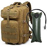 ATBP Military Tactical Hiking Rucksack Backpack Hunting Daypack 3 Day Assault Pack Army Molle Bag Backpacks for Travel School