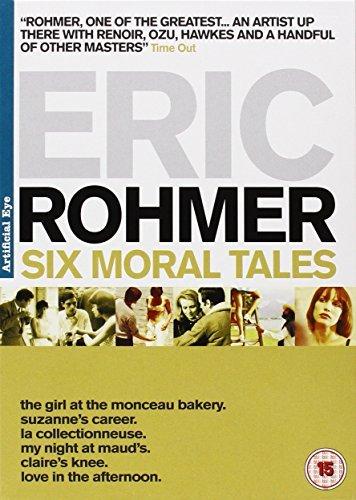 Eric Rohmer Collection - Six Moral Tales - 5-DVD Box Set ( La boulang??re de Monceau / La carri??re de Suzanne / La collectionneuse / Ma nuit chez [ NON-USA FORMAT, PAL, Reg.2 Import - United Kingdom ] by Patrick Bauchau