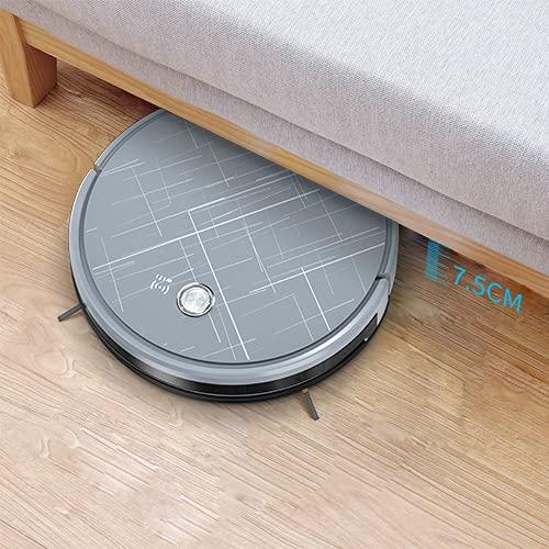 Mamibot EXVAC660 Staubsauger Roboter mit WiFi APP-Steuerung - 4