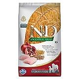 Farmina N&D - Pollo y granada para perros Med/Maxi