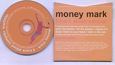 MONEY MARK - PUSH THE BUTTON SAMPLER - CD (not vinyl)