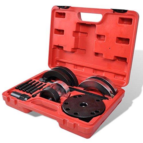 Kit outil pose et dépose en acier au carbone Taille de roulement -72 mm pour Audi Skoda VW