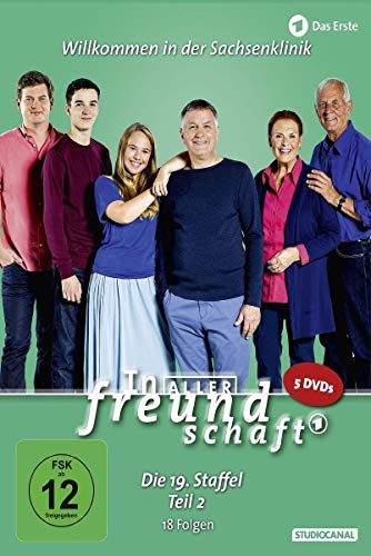 Staffel 19, Teil 2 (5 DVDs)