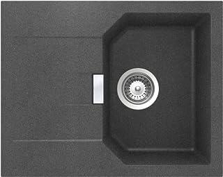 Schock Küchenspüle Manhatten D-100XS, Auflage in Inox