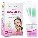 Best Face Waxes - Maycreate Facial Wax Strips,Hair Removal Waxing Strips Review