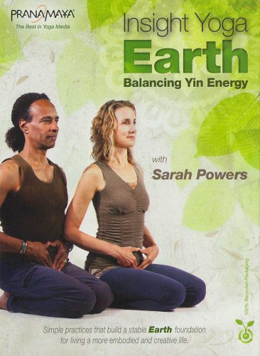 Pranamaya Insight Yoga Earth: Balancing Yin Energy [DVD] [Import]