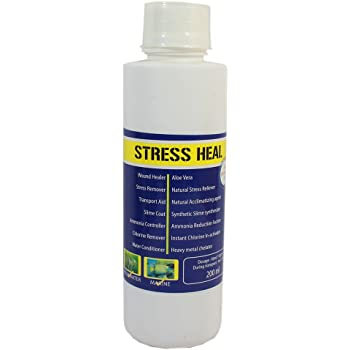Aquatic Remedies Stress Heal Water Conditioner, 200 ml
