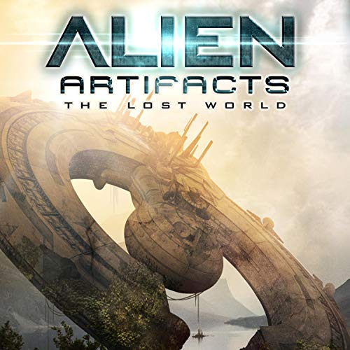 Alien Artifacts audiobook cover art