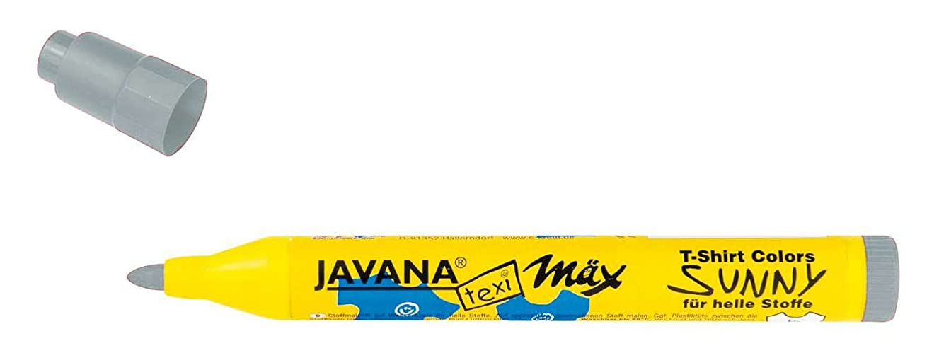 Eduplay ''Javana Textil Texi M?x Fabric Crayon Medium Gray''