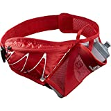 SALOMON Sensibelt Cinturón de Hidratación con Botella 3D de 600 ml incluida, Unisex-Adult, Gris, One Size