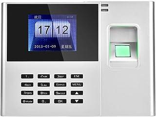 2.8 İnç TFT LCD Ekran Zaman Devam Saati, 100-240V TCP IP Çalışan Devam Kayıt Makinesi Çalışan Parmak İzi Devam Cihazı (UNS)