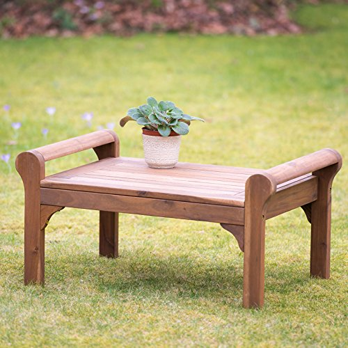 Plant Theatre Lutyens Hardwood Coffee Table