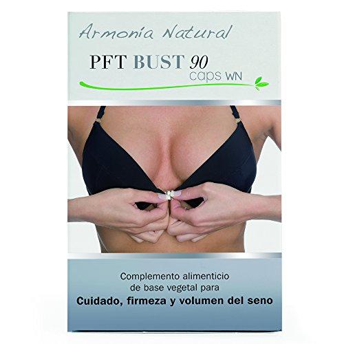 PFT Bust 90 WN Suplemento - 120 Cápsulas