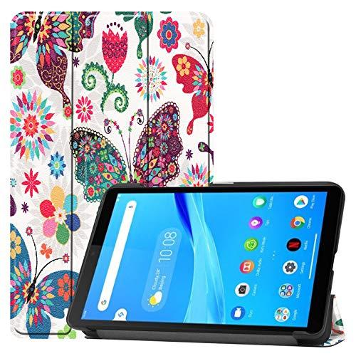 Lobwerk Case fur Lenovo Tab M7 TB 7305F TB 7305X 70 Zoll Schutzhulle Tasche mit Standfunktion und Auto SleepWake Funktion