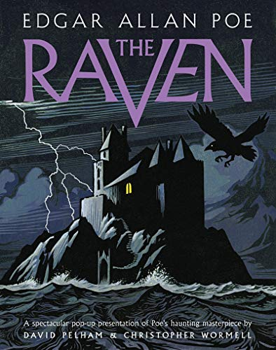 Raven: A Pop-up Book