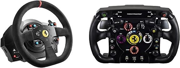 Thrustmaster T300 Integral Rw Volante, Alcantara Edition - PC/PS4/PS3 + THRUSTMASTER Volante Ferrari F1 Wheel ADD-ON PC/PS...