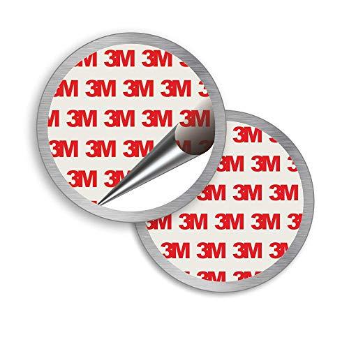 ELRO FM7000 Rauchmelder Magnet Montageset, 1 Stück