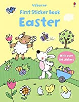First Sticker Book Easter