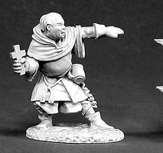 Reaper Miniatures Jon Otterman, Templar #02349 Dark Heaven Unpainted Metal