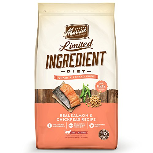 Merrick Dry Dog Food with Vitamins &...