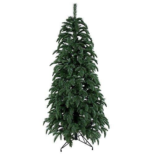 クリスマス屋 クリスマスツリー 120cm リアルスプルース 葉は本物のような肉厚のある ポリ成形ツリー 木