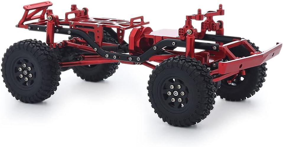 EastVita 1 24 Simulation Model Car Scx24 Time sale Metal Frame Ranking TOP18 Axial C10 w