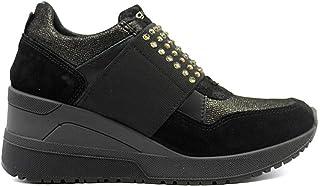 IGIeCO 4143033 Nero Sneakers Scarpe Donna Calzature Casual