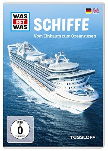 Was Ist Was DVD Schiffe. Vom Einbaum zum Ozeanriesen