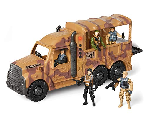 True Heroes Military Transport Carrier (AD20156)