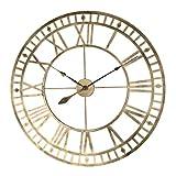 reloj pared grande vintage 80cm