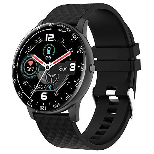 Reloj electrónico con pantalla táctil a color para Android iOS y Android