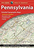 DeLorme Atlas & Gazetteer: Pennsylvania (Pennsylvania Atlas and Gazetteer)