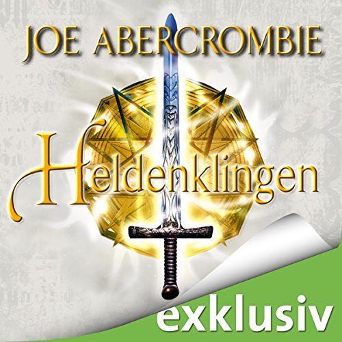 Heldenklingen audiobook cover art