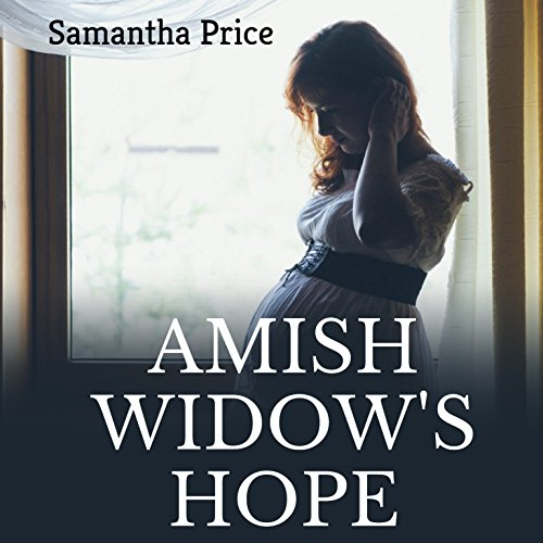 Amish Widow's Hope audiobook cover art