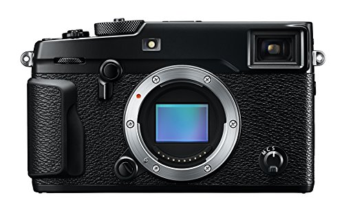 Fujifilm X-Pro 2 Mirrorless Digital Camera, Black (Body Only)