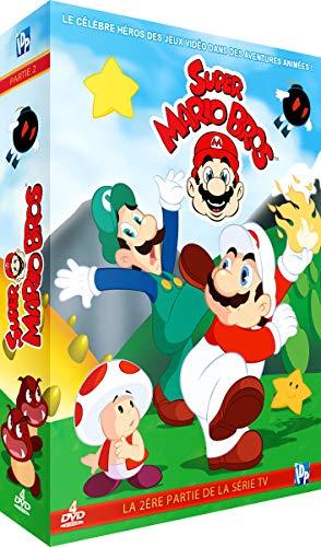 Super Mario Bros-La série TV-Partie 2 (4 DVD)